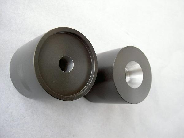 Anodisation dure couche 50 microns avec épargne