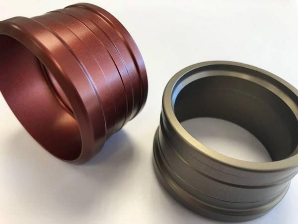 Eloxage, anodisation sulfurique dure couleur, anodisation prototypage colmatage à froid