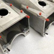 anodisation sulfurique classique pièce mécanique robotique